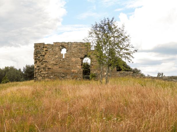 Kirkeruinene i Maridalen - Margaretakirken - Oslomarka - Nordmarka - Fantastiske marka