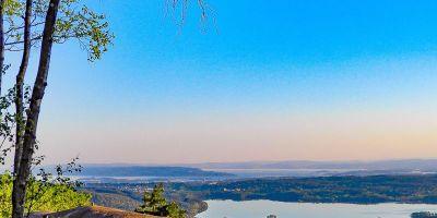Utsikt over Maridalen fra Barlindåsen - Oslomarka - Lillomarka - Fantastiske marka