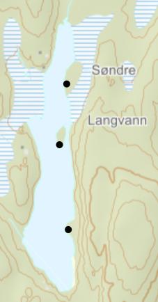 Teltplasser ved Søndre langvann - Oslomarka - Lillomarka - Fantastiske marka