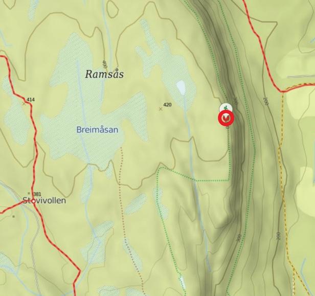 Utsiktspunktet på Ramsås i Vestmarka - Oslomarka - Fantastiske marka