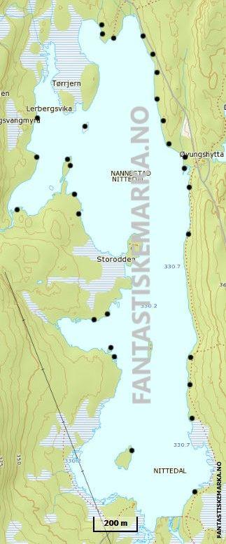 Leirplasser teltplasser hengekøyeplasser - Storøyungen - Oslomarka - Romeriksåsene - Fantastiske marka.png