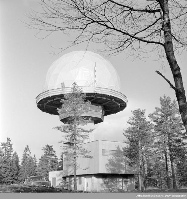 Arbeidebevegelsens arkiv - Haukåsen - 1966