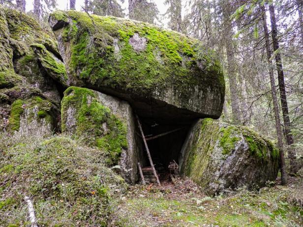 Nilsehula i Østmarka - Oslomarka - Fantastiske marka