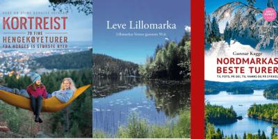 Gavetips - Boktips - Gavebøker - Oslomarka - Fantastiske marka